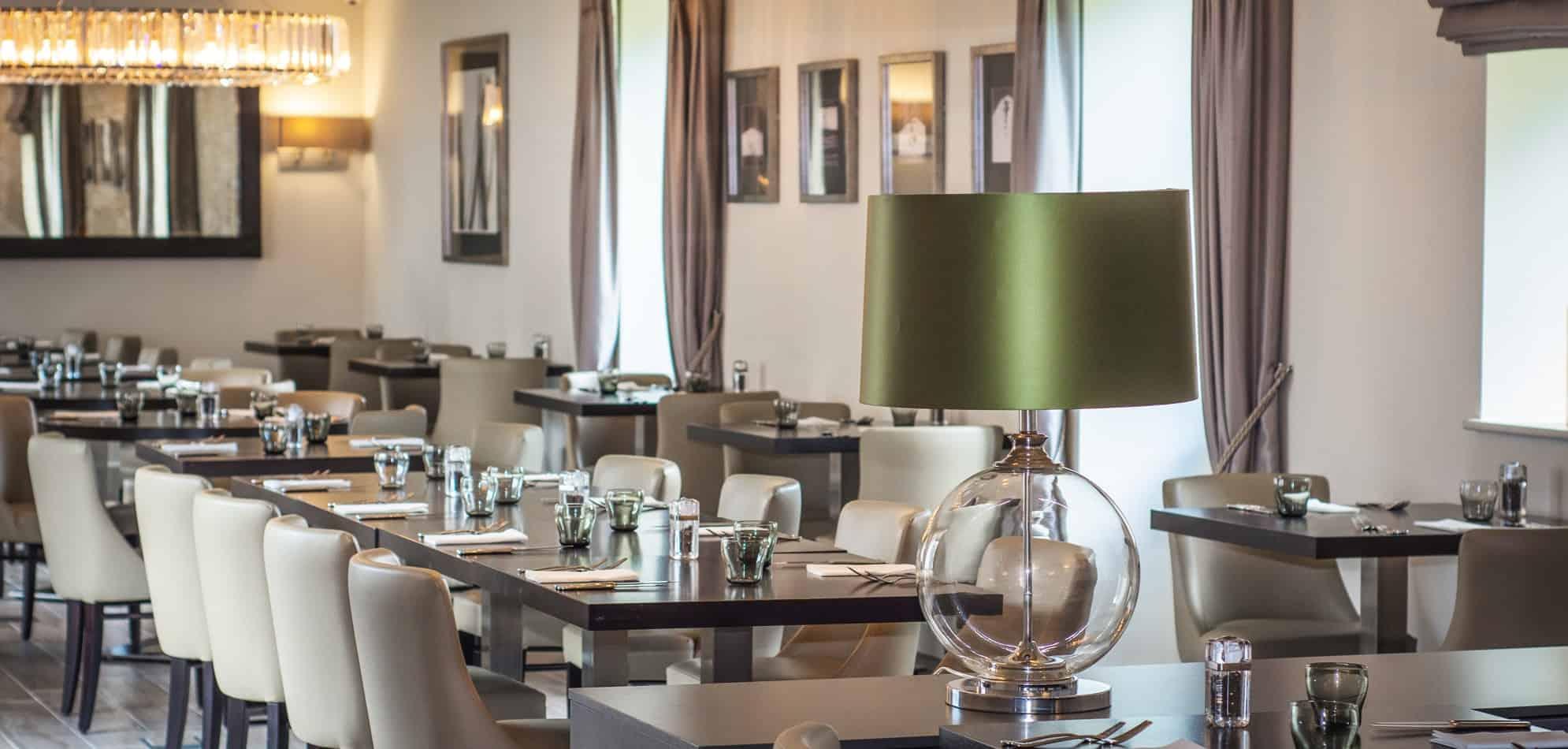 Monadh Dining Restaurant at Dunalastair Hotel3