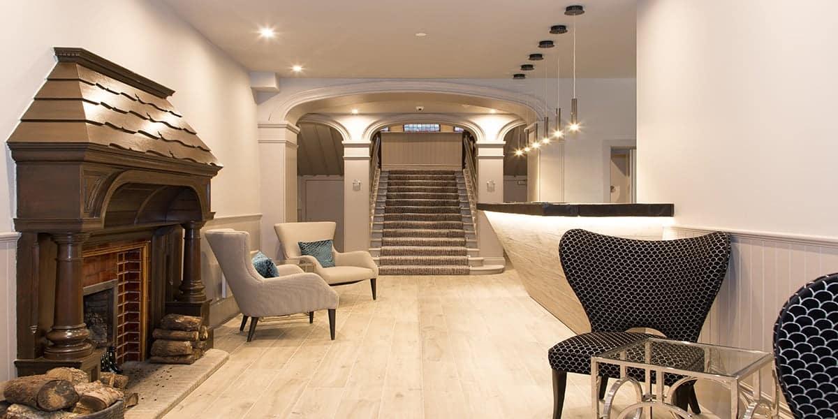 Dunalastair Hotel Suites Reception