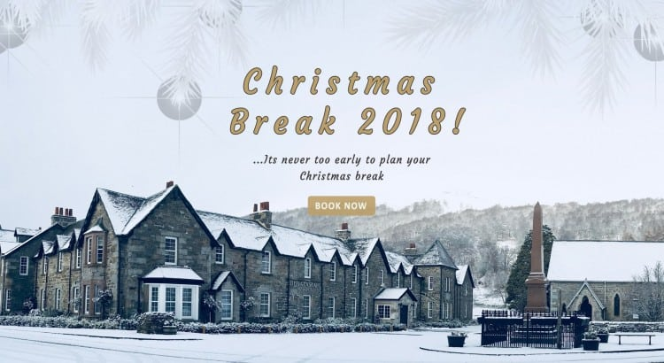 Christmas Break 2018