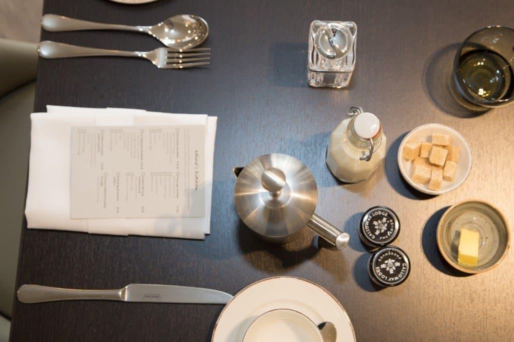 Edina's Kitchen Breakfast