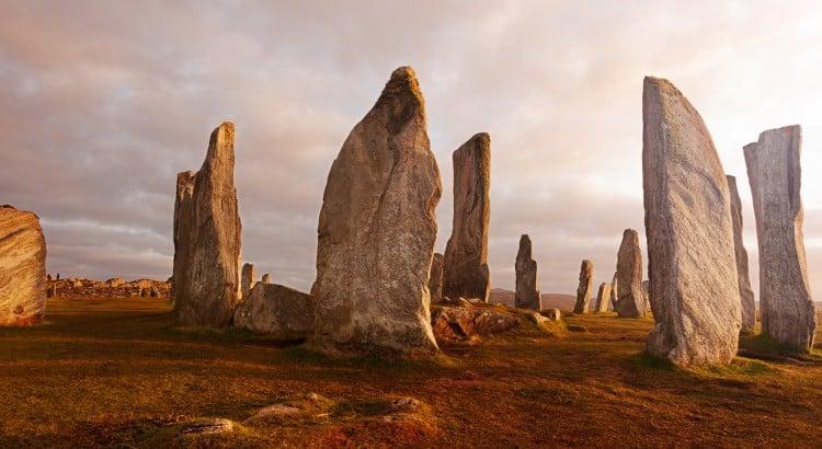 Outlander Standing Stones
