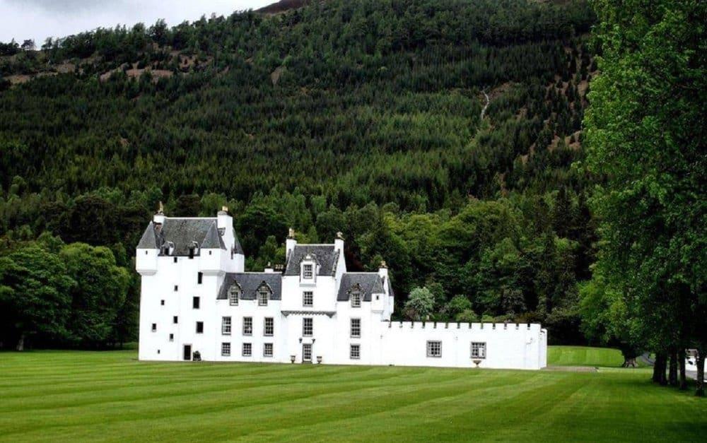 Meggernie Castle