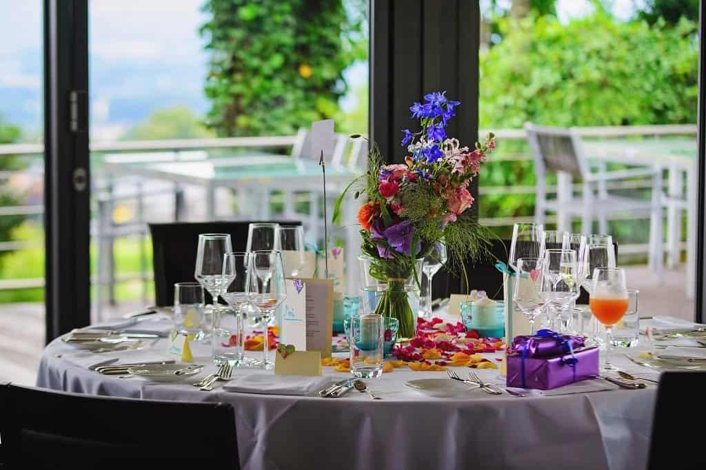Wedding Lunch