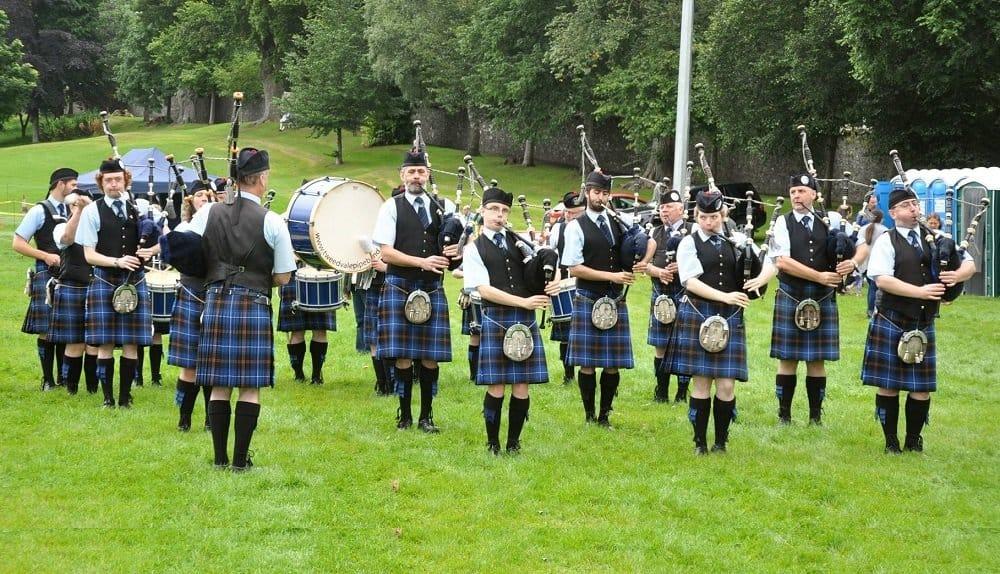 Rannoch Highland Gathering