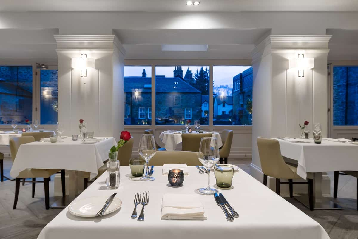 Monadh Dining at Dunalastair Hotel Suites