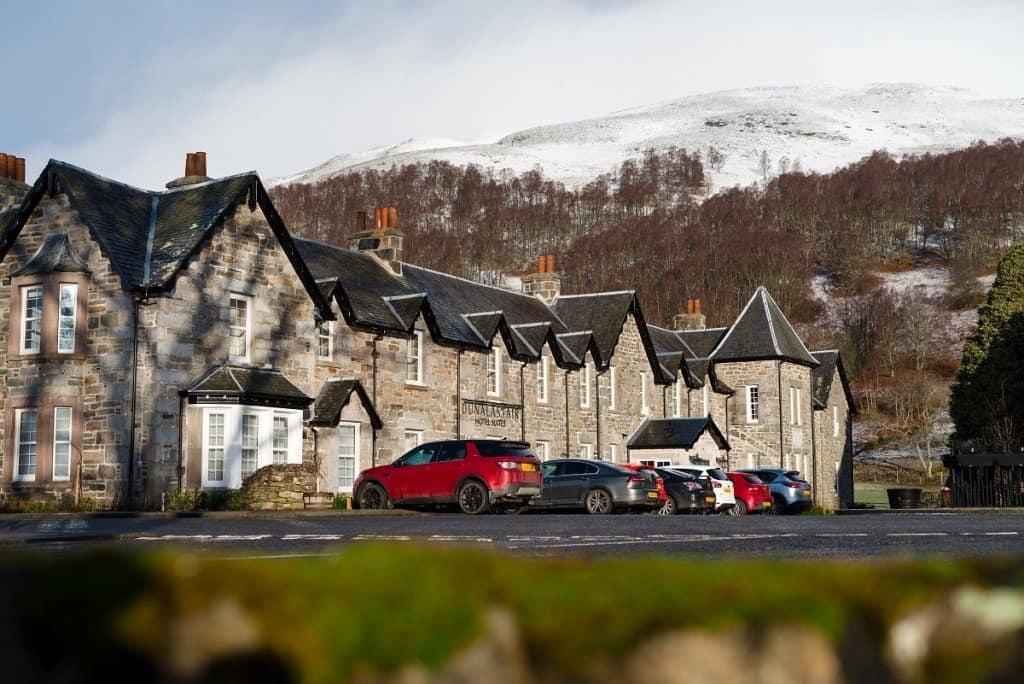 Dunalastair Hotel Kinloch Rannoch