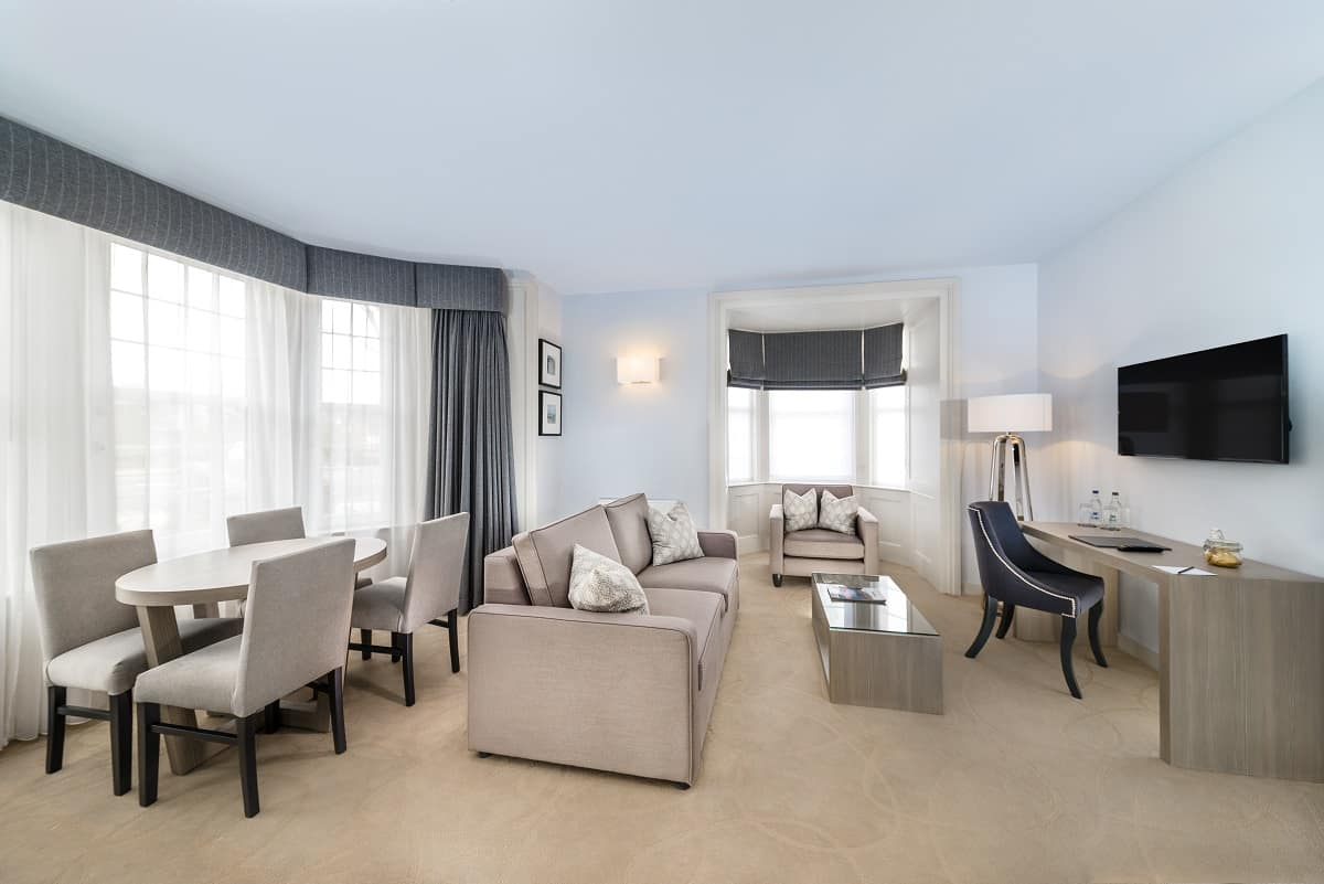Family Suites at Dunalastair Hotel