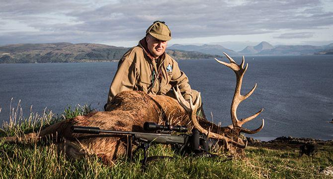 West Highland Hunting