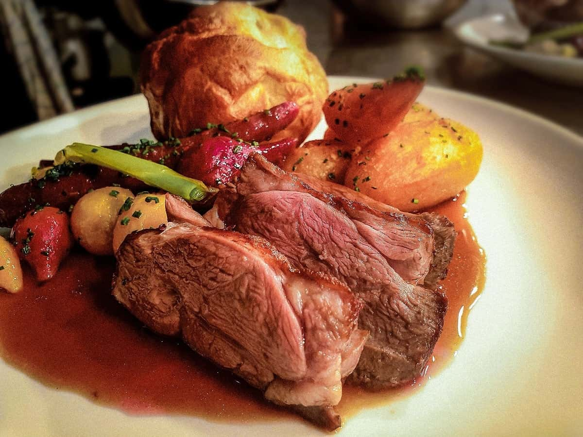 Dunalastair Sunday Roast
