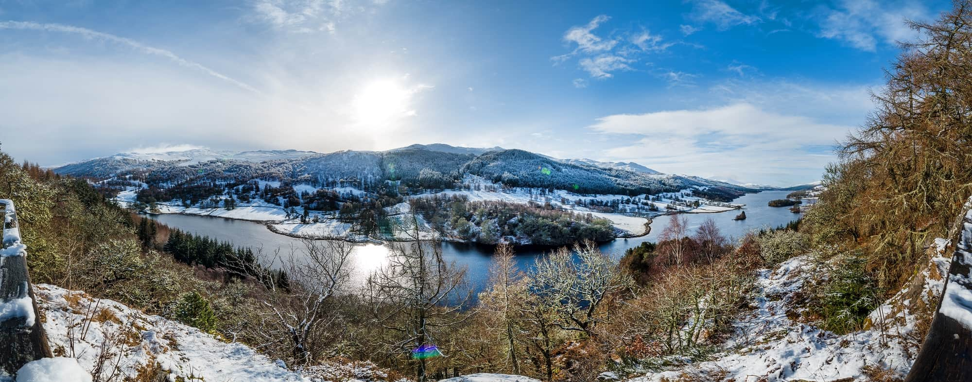 Hogmanay in the Highlands: Experience an Authentic Scottish New Year with the Dunalastair Hotel Suites