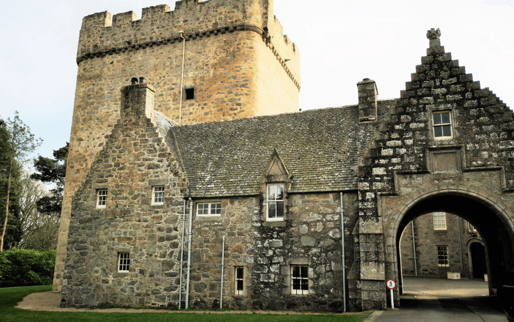The Ghosts of Drum Castle