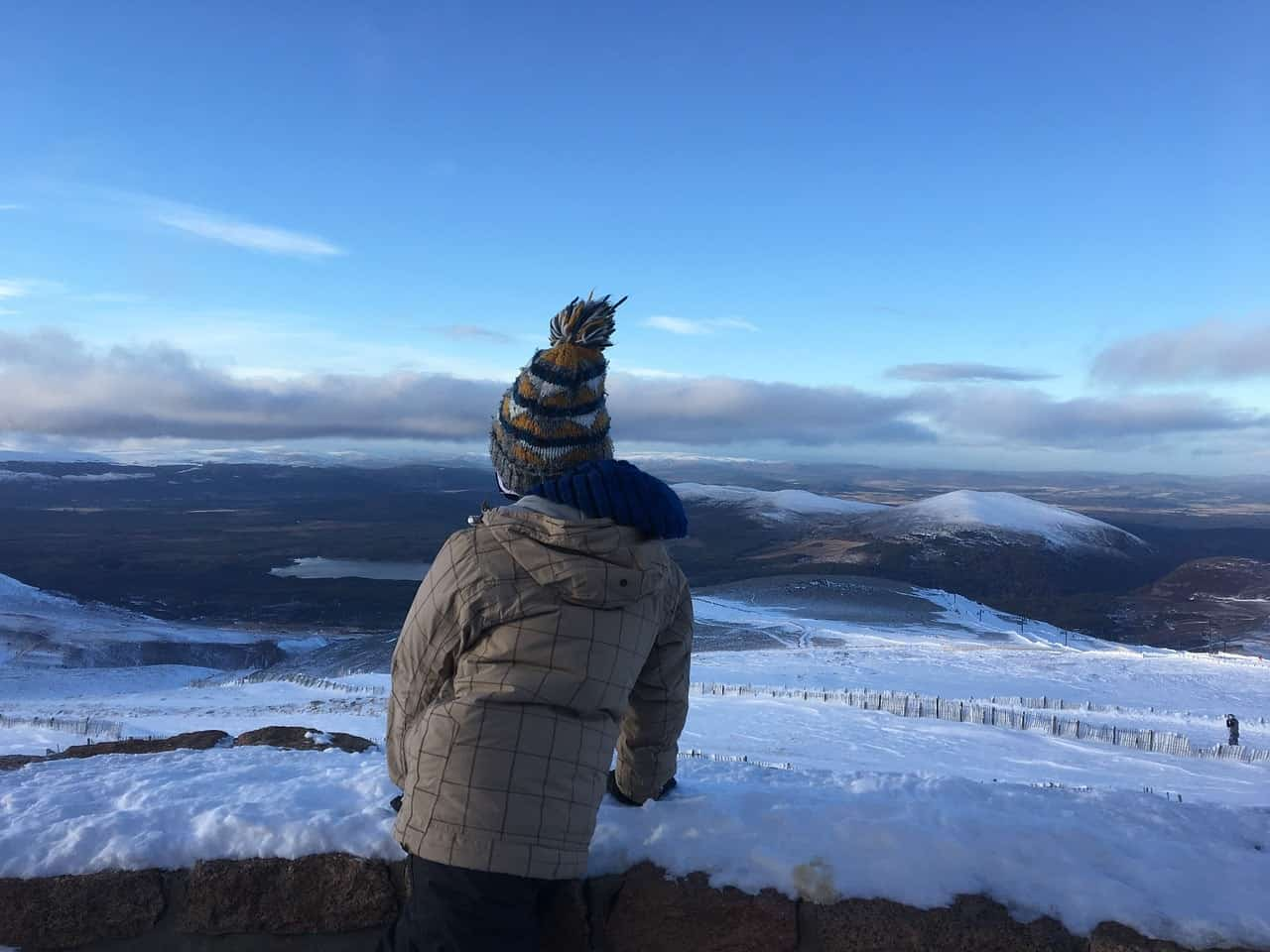 winter break in scottish highlands