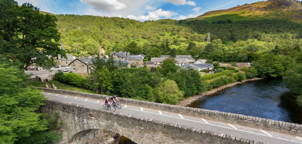 Cycling Holidays in Perthsire