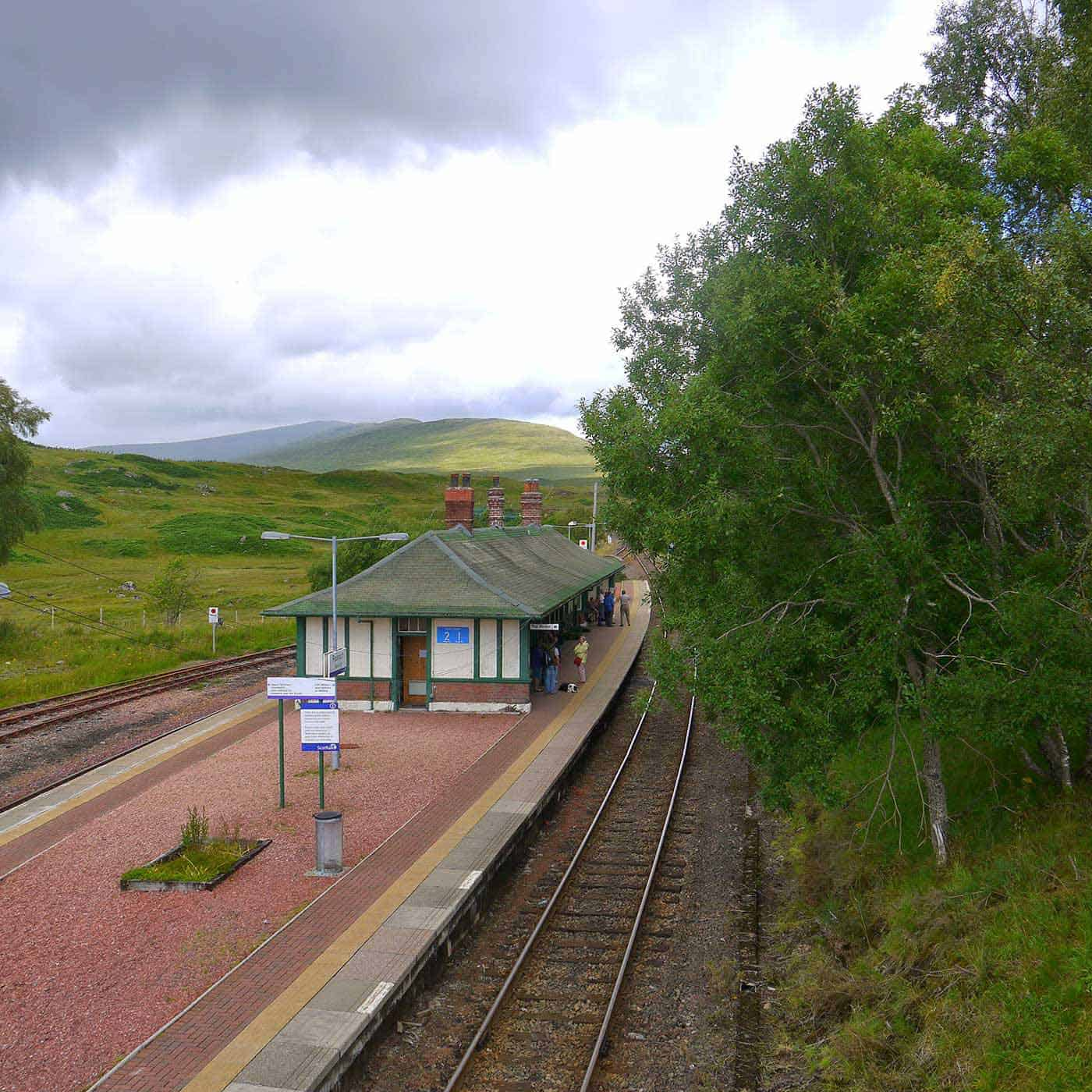 Rannoch Moor Visitor Centre